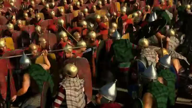 Битва при Каннах 2 я Пуническая война Ганнибал против Рима Великие сражения античности