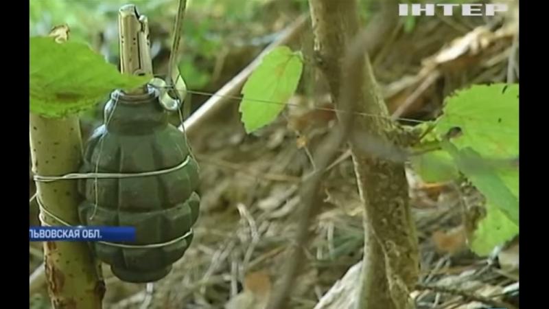 На Львівщині завершились змагання на кращий розвідувальний підрозділ Збройних Сил України