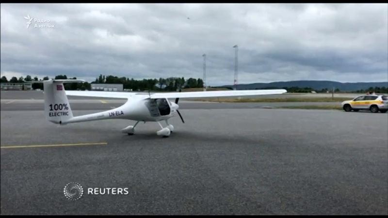 Норвегия испытала электрический мини-самолет и начнет возить пассажиров в 2025 году