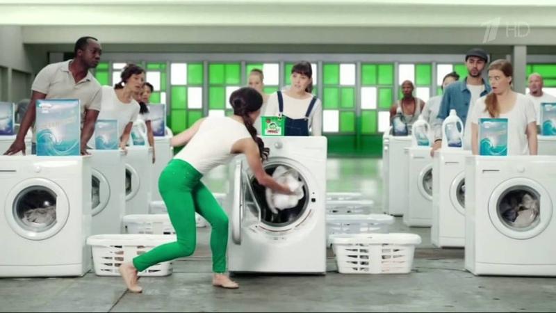 Реклама Ариэль подс 2016