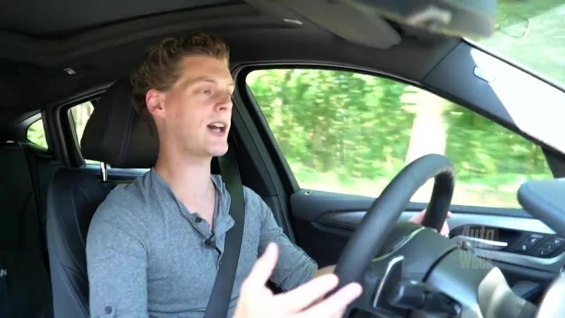 BMW X4 - AutoWeek Review