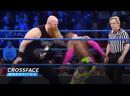 Crossface и Кофи Кингстон против Роуэна и Дэниела Брайана - Смэкдаун 26.02.2019