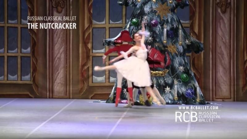 Балет Щелкунчик на сцене ДК РОССИЯ