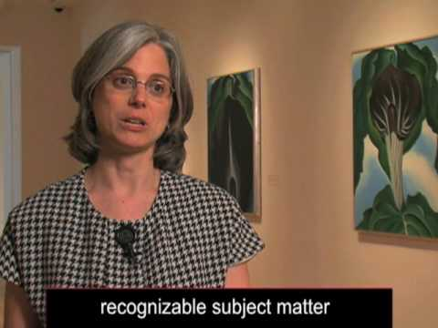 Georgia O'Keefe Exhibit Presents the Familiar With the Unfamiliar