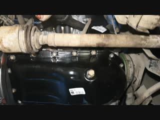 Двигатель и кпп после капитального ремонта