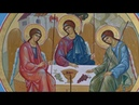 2012 Праздник Святой Троицы в Волгоградском храме Святого Иоанна Кронштадтского.