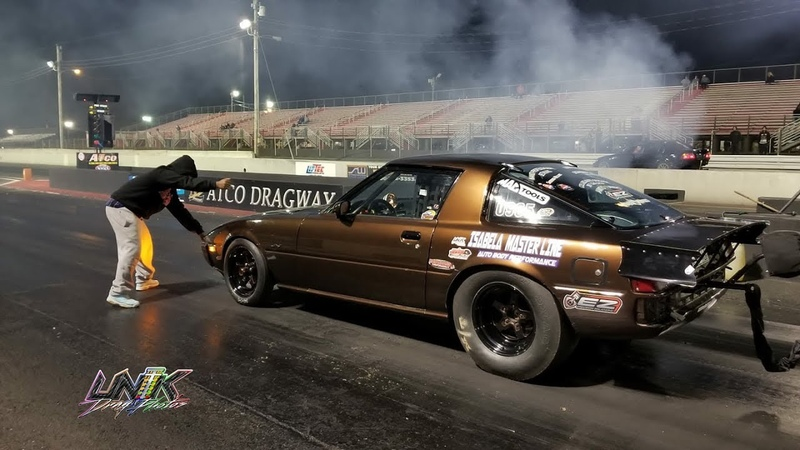 12A Turbo Goes 8 05 New Esperado RX7