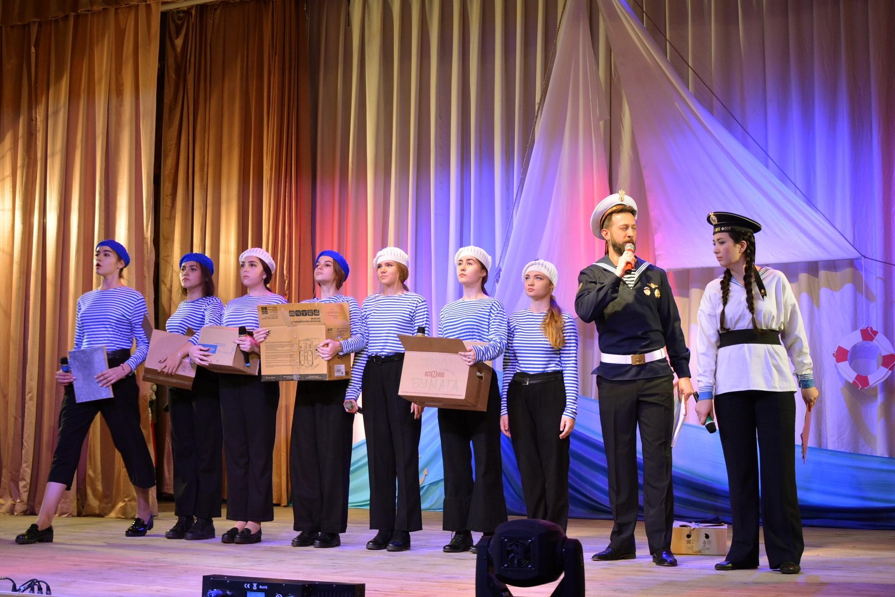 В Доме культуры г.Балабаново состоялось открытие очередного творческого сезона