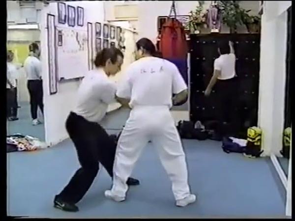 Old school Practical Wing Chun - Siu Nim Tau, Cham Kiu and Biu Ji forms.