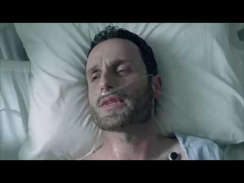 The Walking Dead/Rick note good guy