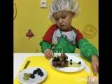 Мастер-класс поварёнок, ёжик