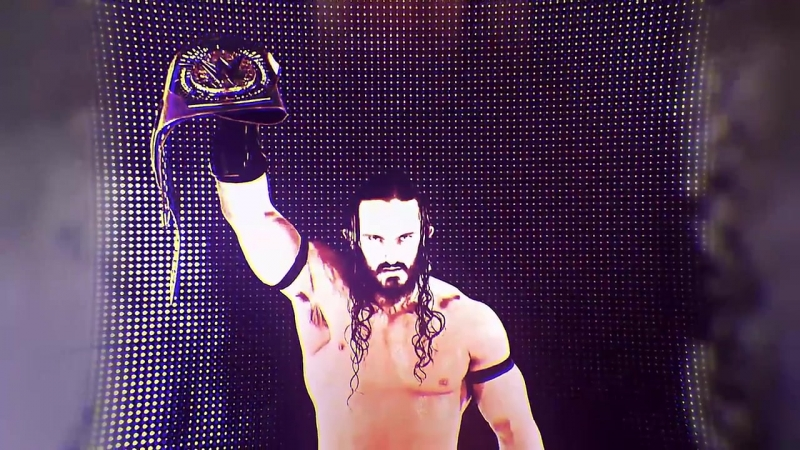 WWE Mania Neville Titantron