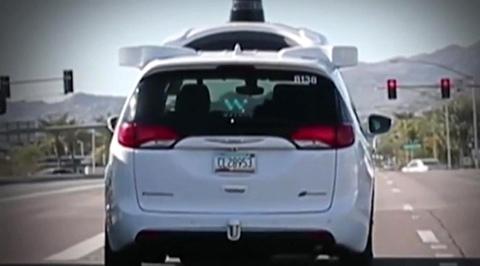 Вести.Ru: Восстание против машин: в Аризоне ополчились на роботакси