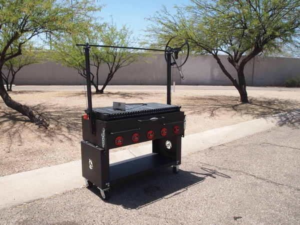 Arizona BBQ Outfitters Tuscan Santa Maria Style Grill
