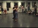 Sebastian Arce y Mariana Montes - Colgadas, volgadas y ganchos (lesson - Mantova 2004)