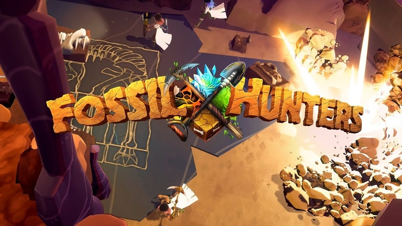 Fossil Hunters - Gameplay Trailer