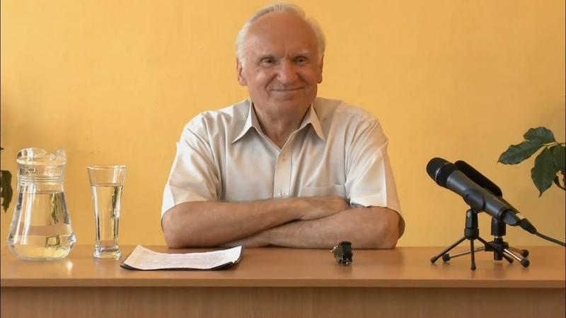Limits of children's freedom (prof. Alexei Osipov)