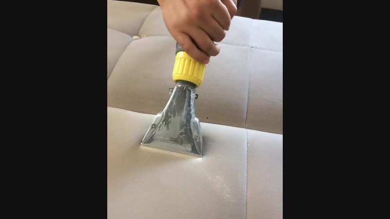 Профессиональный моющий пылесос Karcher Puzzi - www.karcher-stuttgart.by