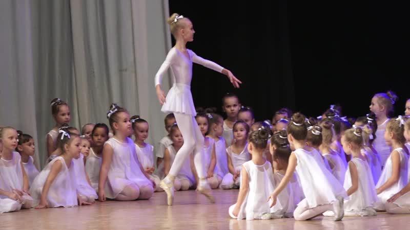 Отчетный концерт в Керчи - Театр танца Магия - 2016