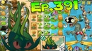 Plants vs Zombies 2 New Snorkel Zombie Tangle Kelp Big Wave Beach Day 6 Ep 391