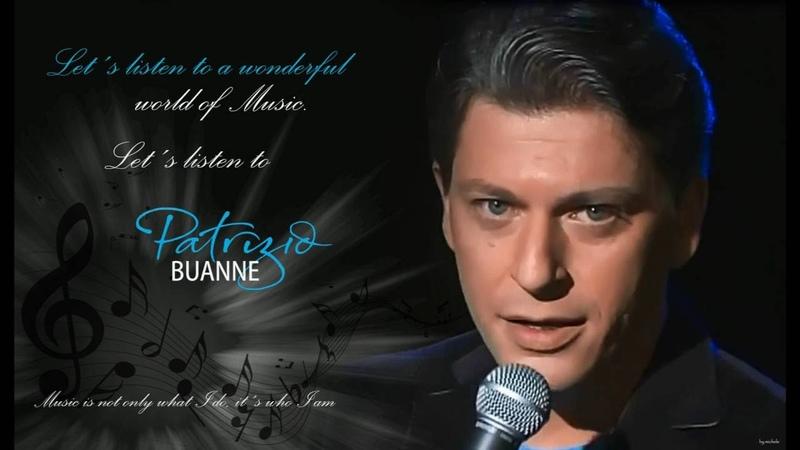 Patrizio Buanne - Parlami d`Amore, Mariù