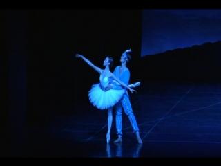 Sae Eun Park и Kimin Kim в балете Баядерка, #урокиХореографии