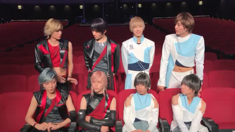 ☆ Episode 3「ROMEO - in the darkness -」(ロミオ イン・ザ ・ダークネス)☆