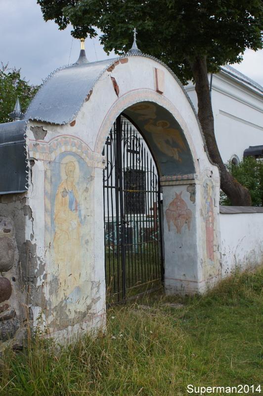 Талабские острова (Часть-2) архитектура