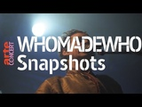 WhoMadeWho - Goodbye To All I Know, Dynasty - live @ Le Trabendo Snapshots ARTE Concert
