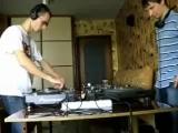 Masif Kolbassive - 4 decks, 2 mixers