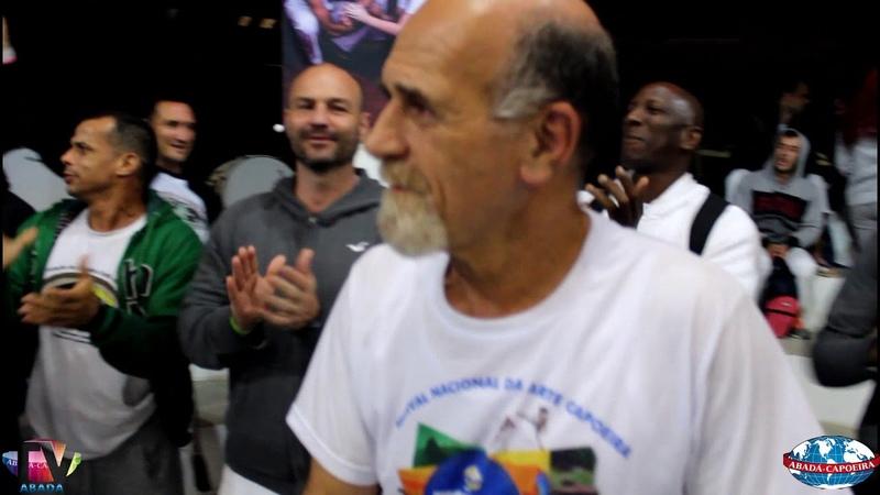 Festival Brasileiro da Arte Capoeira 2018 - Abadá Capoeira Parte 2