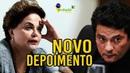 Até Moro perdeu a paciência em enrolado depoimento de Dilma