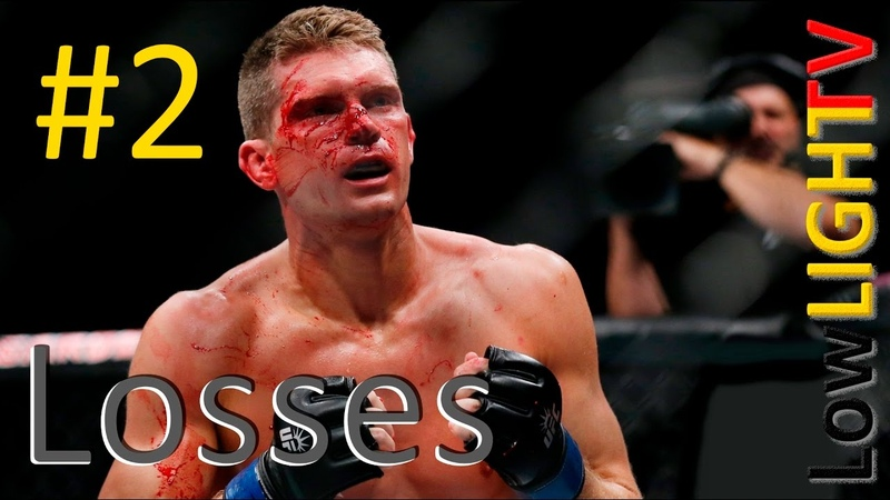 Stephen Thompson LOSSES in MMA Fights / WONDERBOY DEFEATS in UFC