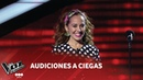 Esther Carpintero Ay pena penita pena Lola Flores La Voz Argentina 2018