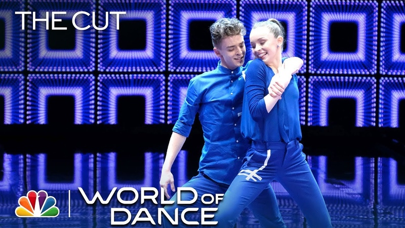 Josh Taylor Light Up to Disclosure and Sam Smith's Latch - World of Dance 2018 | Danceproject.info