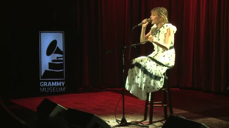 Grace VanderWaal - In My Blood (Shawn Mendes cover - Live in the GRAMMY Museum, 15.08.18)