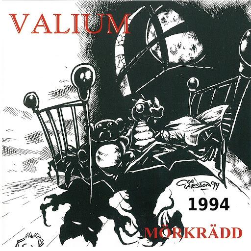 Валиум альбом Mörkrädd