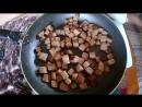Day by day ЛТ вкусность за 10 минут вкус детства ржаные сухарики на подсолнечном масле с солью