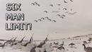 Six Man Goose Limit Late Season Cornfield Hunt