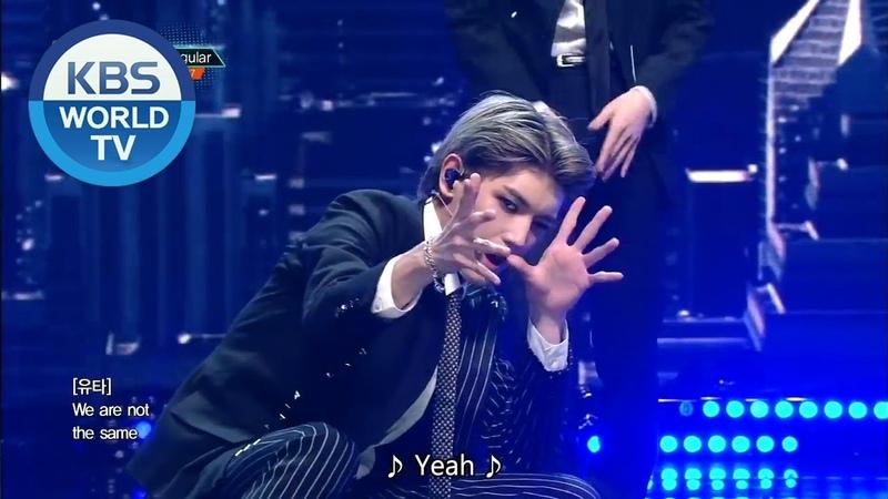 NCT 127 - Regular [Music Bank Stage Mix Ver.]