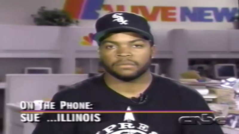 Ice Cube talks about No Vaseline Jerry Heller Jewish People Anti-semitic 1991