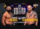 UFC 230 Lyman Good vs Ben Saunders