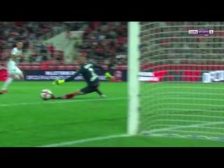 Потрясающий сейв Алекс Рунарссона в матче против Анже
