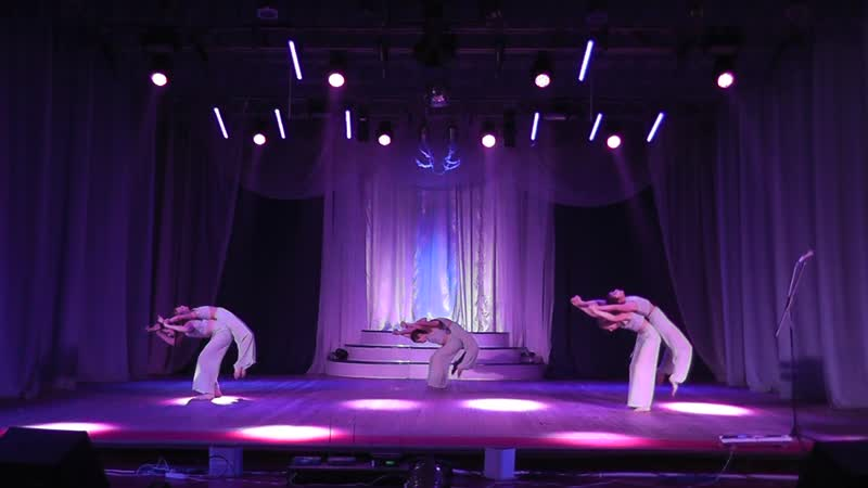 С теплом в душе Контемп средняя группа Танцевальная студия PANDA