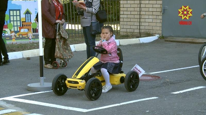 В чебоксарском реабилитационном центре для детей открылся автокомплекс.