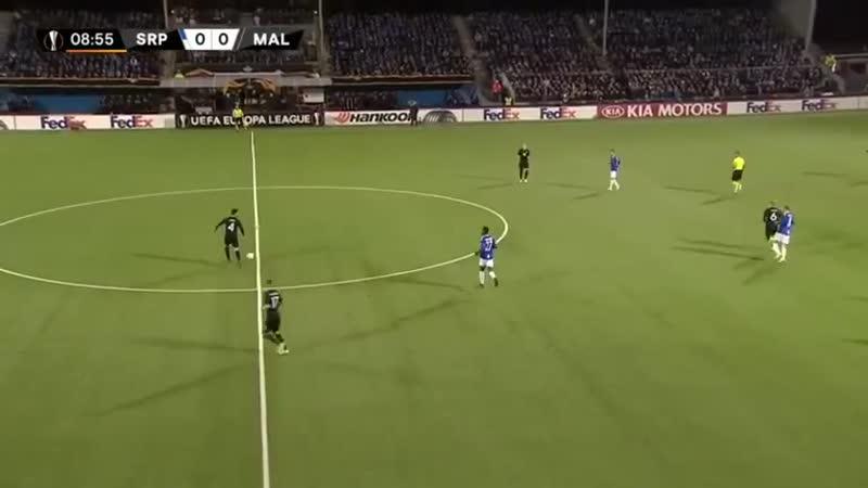 Sparta Sarpsborg vs Malmö