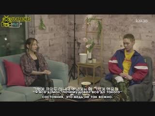 [RUSSUB] Choengdam Key-chen (ep. 3) w/ TaeYeon SNSD // Кухня Ки на Чондам в гостях Тэён SNSD (эп. 3)