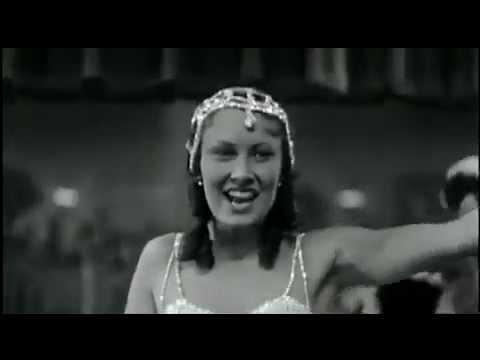 Lída Baarová tančí a zpívá_ úryvek z filmu