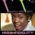 Sarah Vaughan альбом Vaughan And Violins