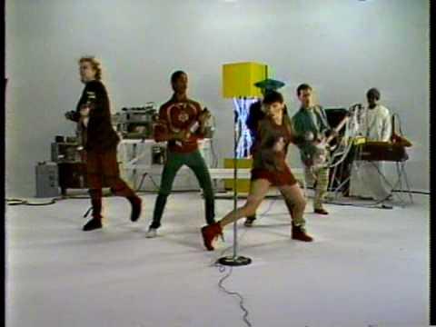 Toni Basil - Be Stiff